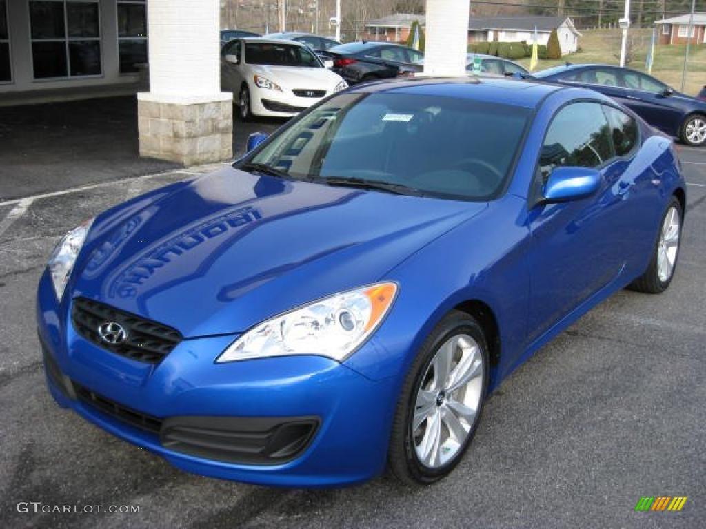 Mirabeau Blue 2011 Hyundai Genesis Coupe 2 0t Exterior Photo 46646570 Gtcarlot Com