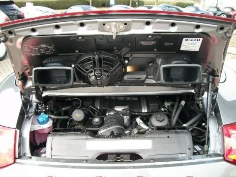 2011 Porsche 911 Carrera 4S Cabriolet Engine(s)