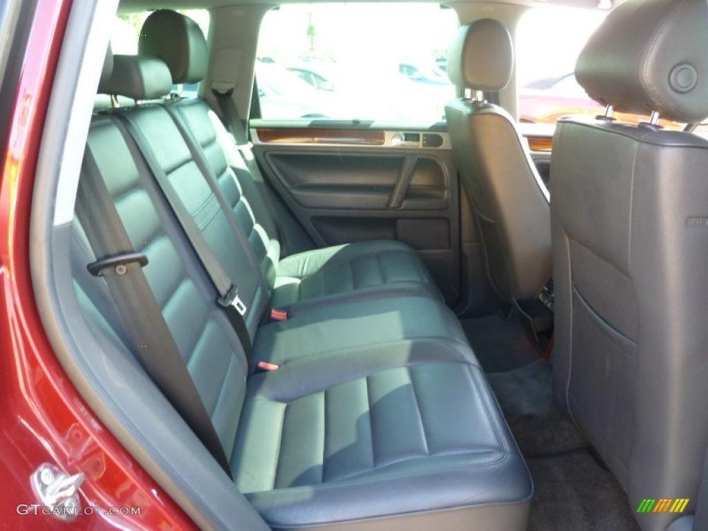 2005 Volkswagen Touareg V8 Interior Photo 46651283