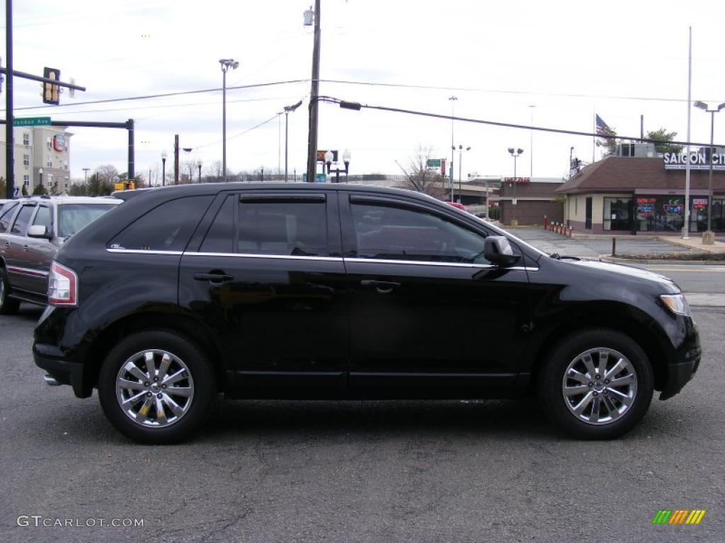Black 2008 Ford Edge Limited Exterior Photo 46652069