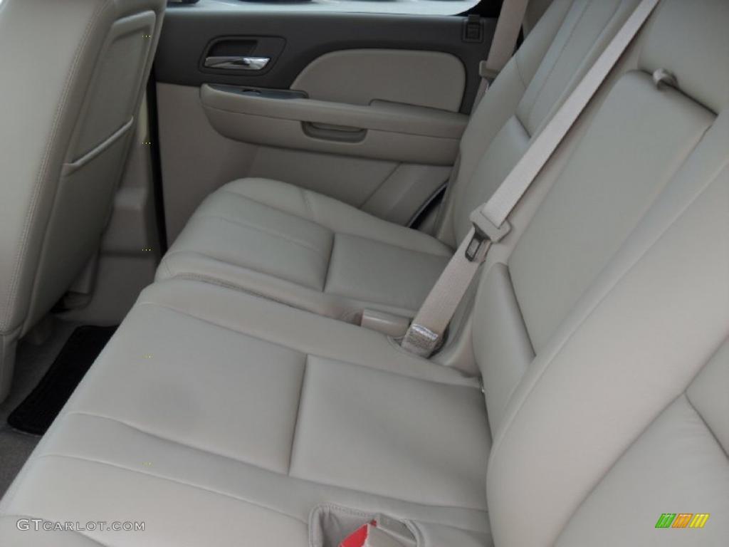 2011 Chevrolet Tahoe Z71 4x4 Interior Color Photos ...