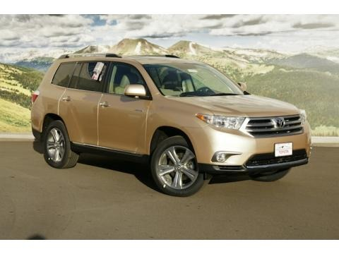Toyota Highlander 2011 Limited. 2011 Toyota Highlander Limited