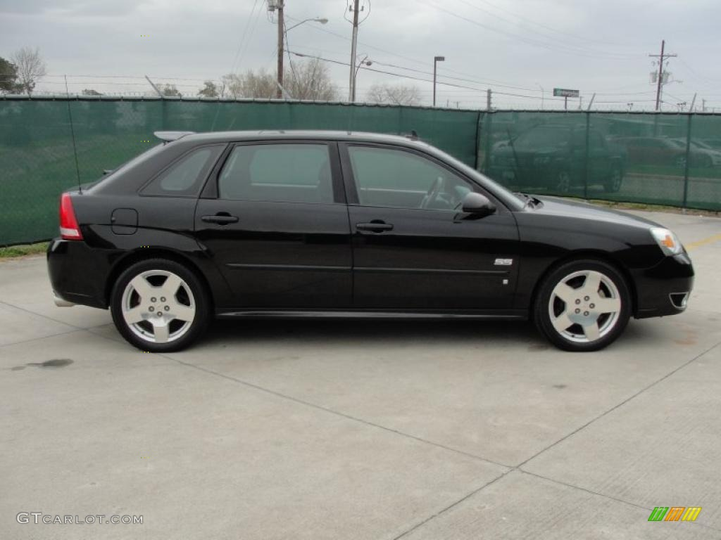 black 2006 chevrolet malibu maxx ss wagon exterior photo. Black Bedroom Furniture Sets. Home Design Ideas