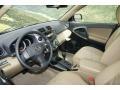 Sand Beige Interior Photo for 2011 Toyota RAV4 #46661195