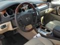 Cashmere/Cocoa Prime Interior Photo for 2011 Buick Enclave #46662884