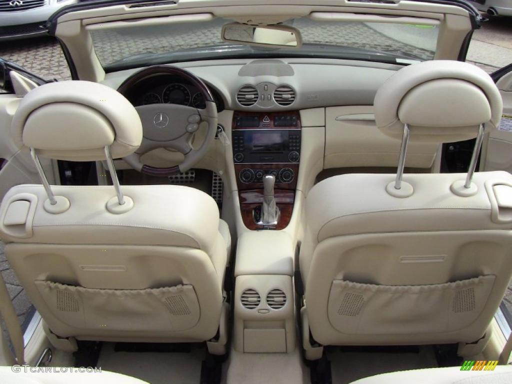 stone interior 2005 mercedes benz clk 320 cabriolet photo 46665380. Black Bedroom Furniture Sets. Home Design Ideas