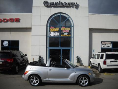 2005 Chrysler Pt Cruiser Gt Convertible. 2005 Chrysler PT Cruiser Sub