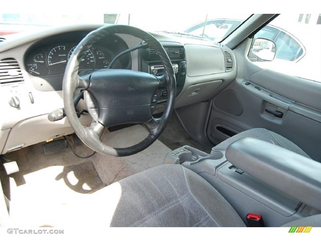 1998 Ford Explorer Xlt Interior