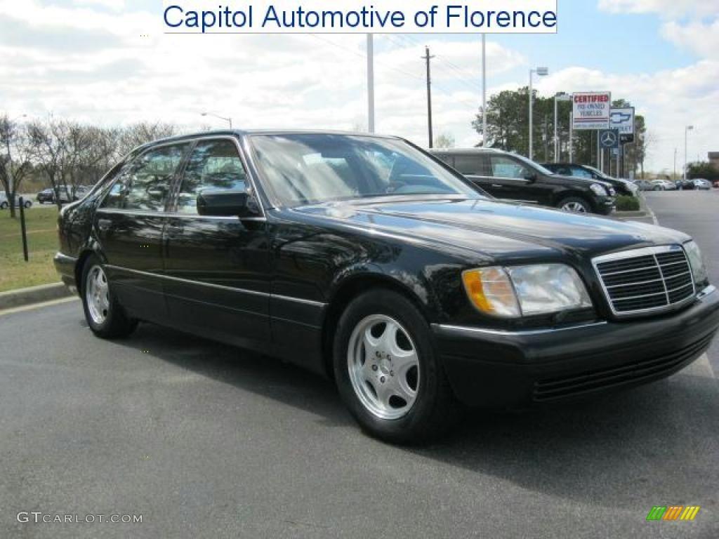 1999 black mercedes benz s 420 sedan 46654407 gtcarlot for Mercedes benz s 420