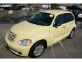 2007 Pastel Yellow Chrysler PT Cruiser Touring  photo #1