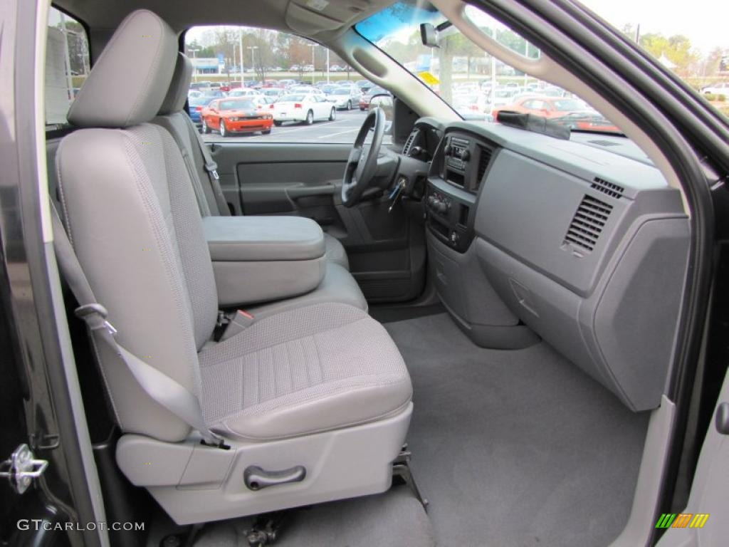 2008 Dodge Ram 1500 St Regular Cab Interior Photo 46672520