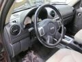 Taupe Steering Wheel Photo for 2002 Jeep Liberty #46676375