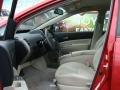 Bisque Beige 2007 Toyota Prius Interiors