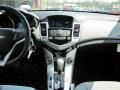 Dashboard of 2011 Cruze ECO
