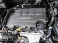 2011 Cruze ECO 1.4 Liter Turbocharged DOHC 16-Valve VVT ECOTEC 4 Cylinder Engine