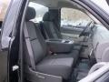 2011 Black Chevrolet Silverado 1500 LS Regular Cab 4x4  photo #13
