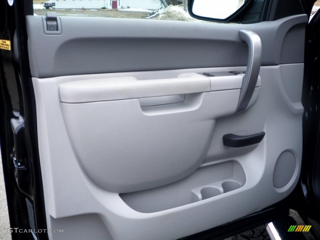2006 Chevrolet Silverado 1500 Extended Cab >> 2011 Chevrolet Silverado 1500 LS Regular Cab 4x4 Door ...