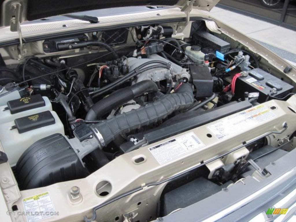 2000 Ford Ranger Xlt Supercab 3 0 Liter Ohv 12v Vortec V6