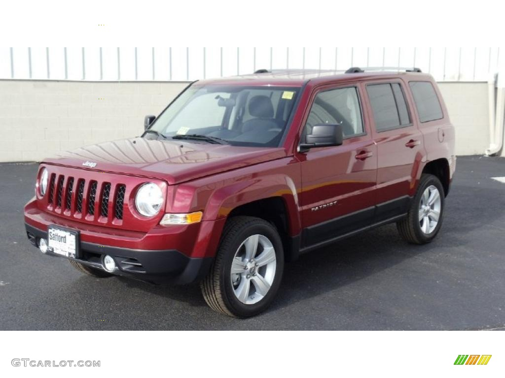 2011 jeep patriot latitude x 4x4 exterior photos. Black Bedroom Furniture Sets. Home Design Ideas