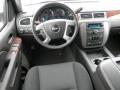 Dashboard of 2011 Yukon SLE 4x4