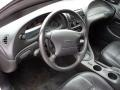 Dark Charcoal Steering Wheel Photo for 2002 Ford Mustang #46700127