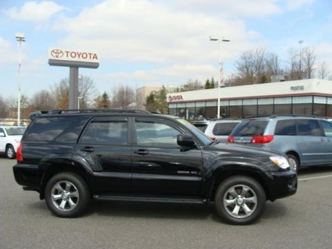 2009 toyota 4runner limited 4x4 data info and specs. Black Bedroom Furniture Sets. Home Design Ideas