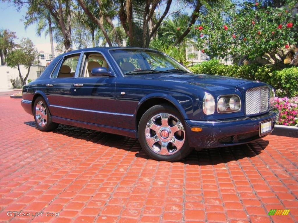 2001 oxford blue bentley arnage red label 46697849 gtcarlot 2001 arnage red label oxford blue cotswold photo 1 vanachro Choice Image