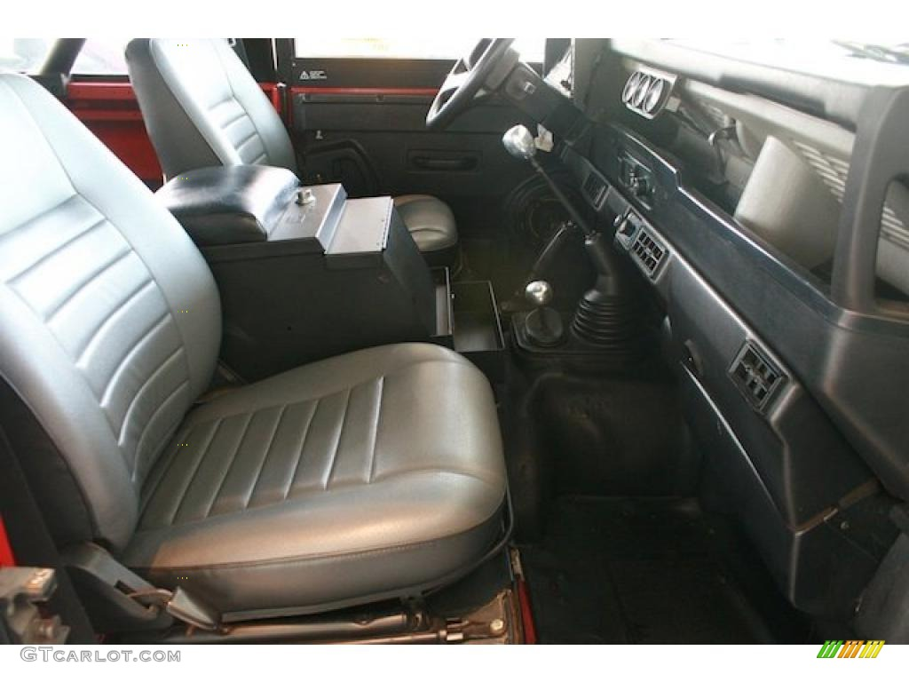 Land Rover Defender 90 4x4