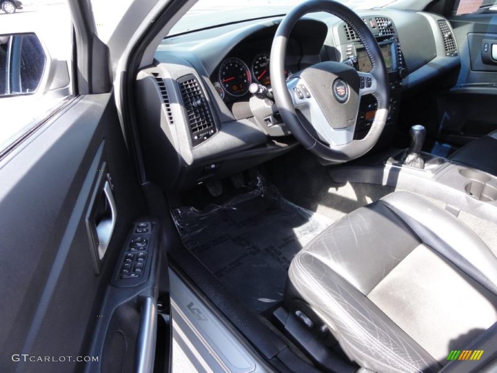 Ebony Interior 2006 Cadillac CTS -V Series Photo #46713852 ...