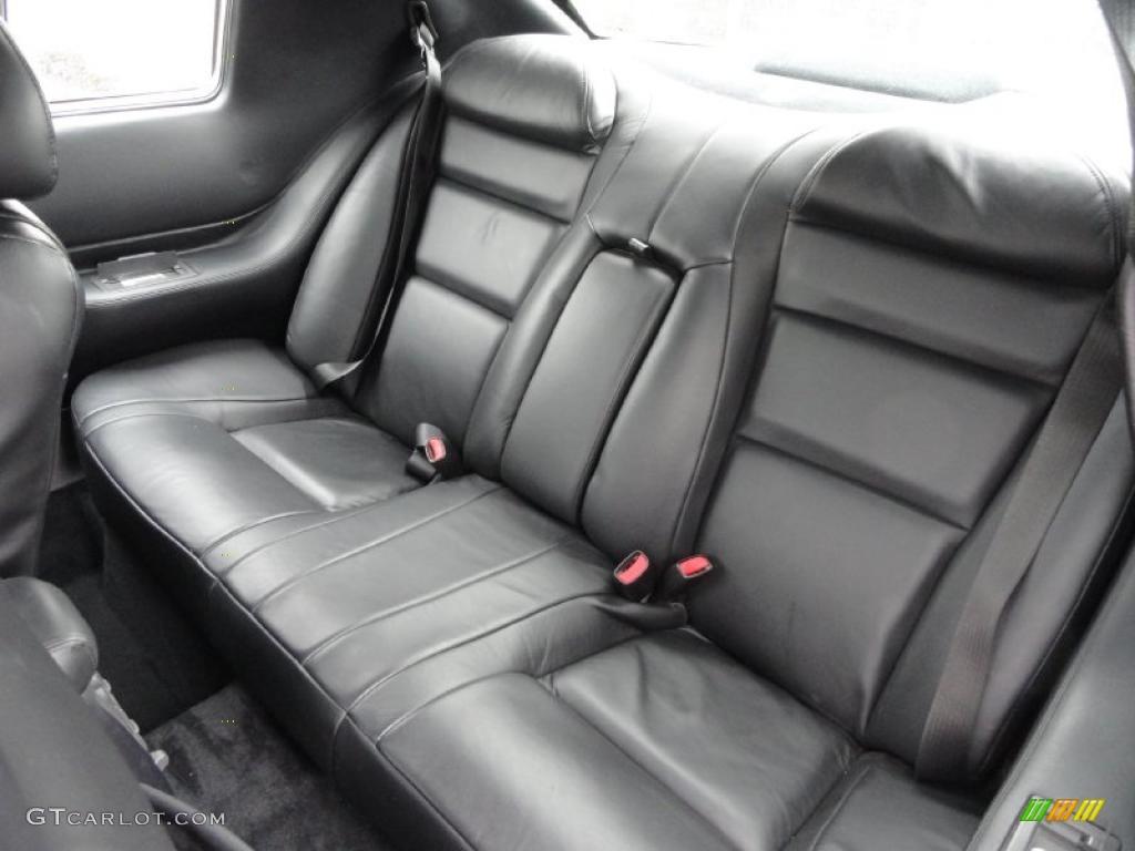 2000 Cadillac Eldorado Esc Interior Photo 46714029