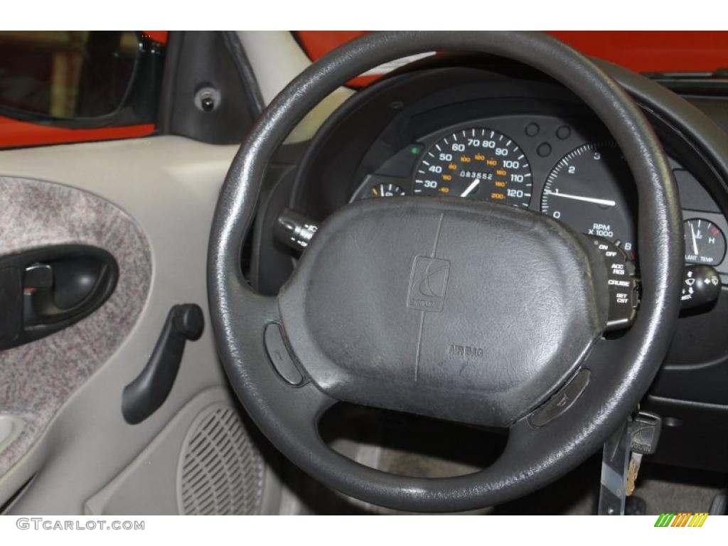 Steering 20Wheel on 2001 saturn sl1