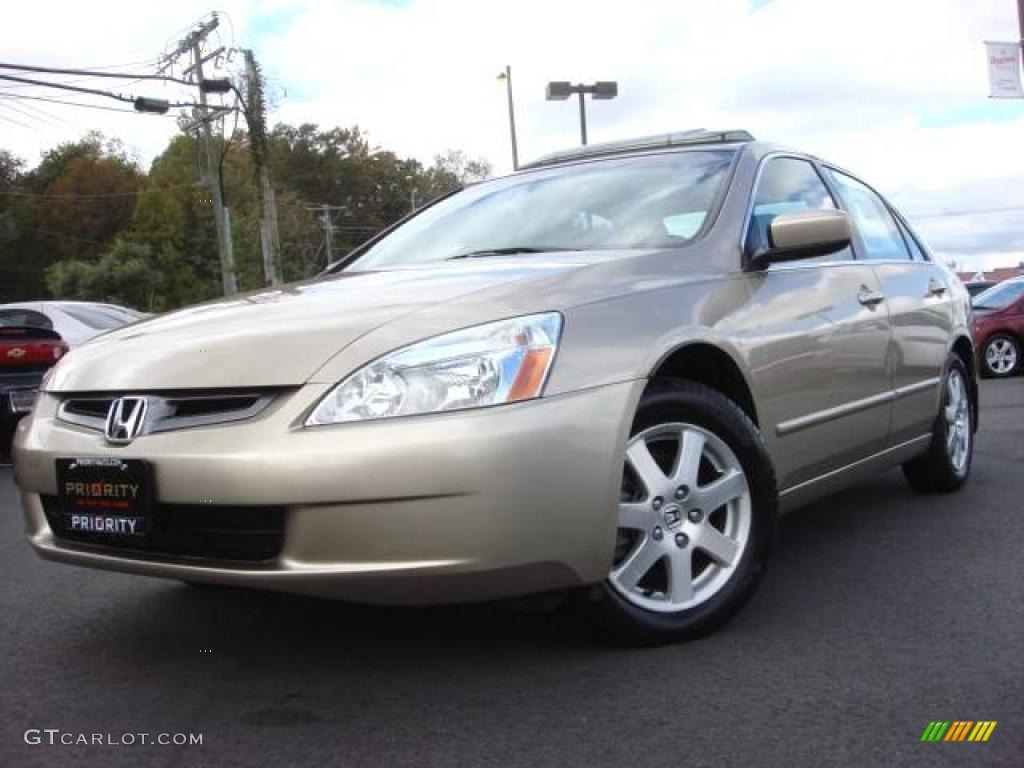 2005 desert mist metallic honda accord ex l v6 sedan 4659922 car color galleries. Black Bedroom Furniture Sets. Home Design Ideas