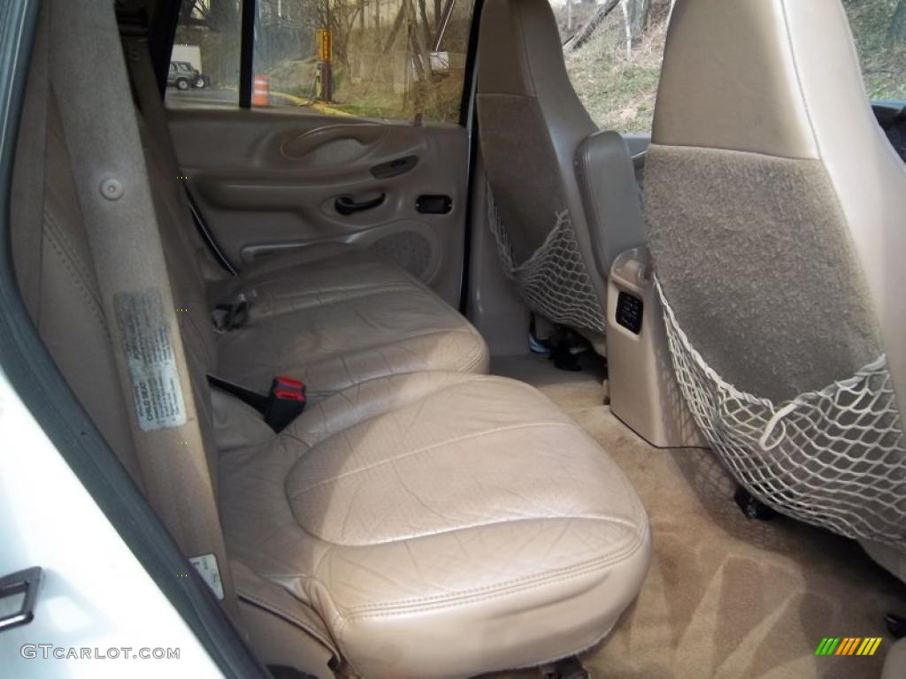 Medium Prairie Tan Interior 1997 Ford Expedition Xlt 4x4 Photo 46718226