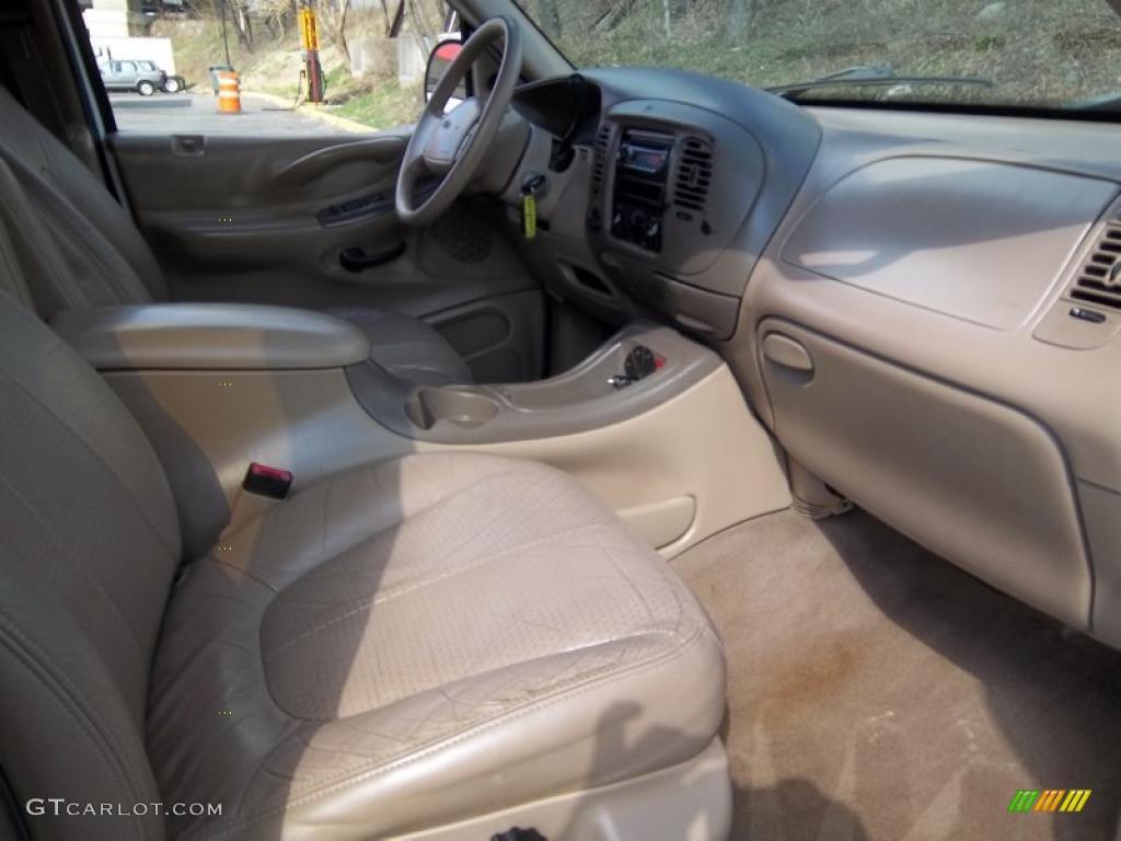Medium Prairie Tan Interior 1997 Ford Expedition Xlt 4x4 Photo 46718256