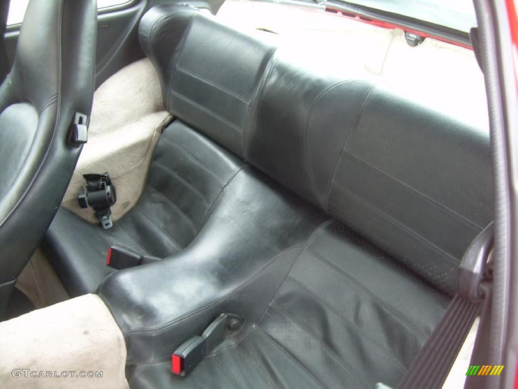 Black interior 1985 porsche 944 coupe photo 46719237 for Porsche 944 interieur