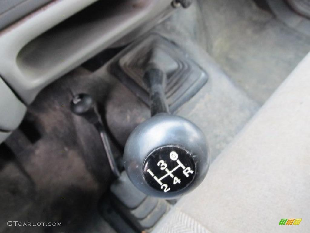 99 ford f250 super duty transmission