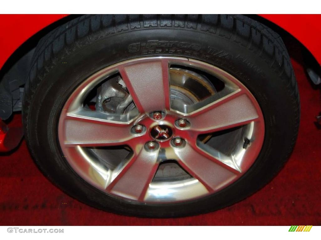 2006 Ford Mustang GT Premium Coupe Wheel Photo #46723407