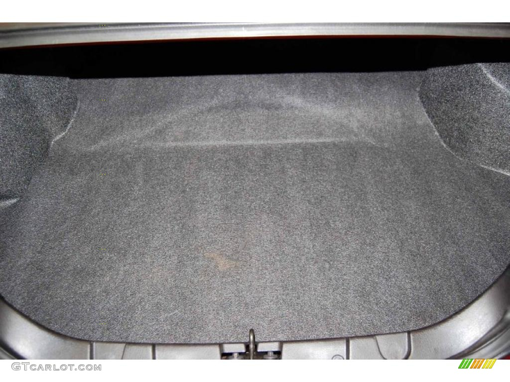 2006 Ford Mustang GT Premium Coupe Trunk Photo #46723485