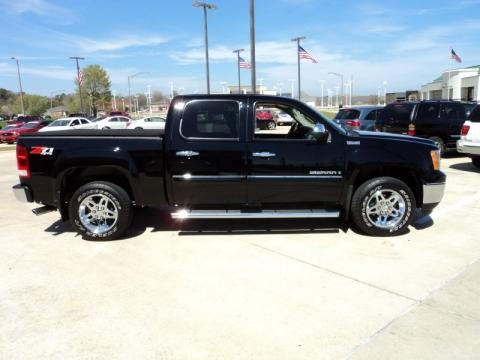 2009 Gmc Sierra 1500 Slt Z71 Crew Cab 4x4 Data Info And Specs