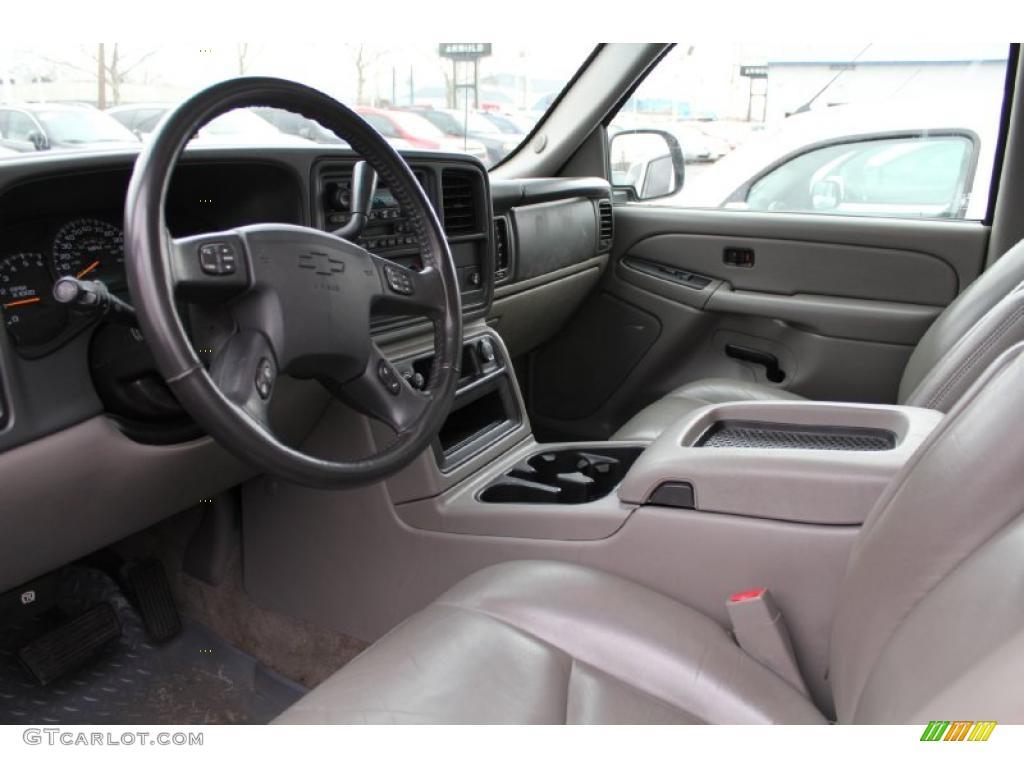 2005 Black Chevrolet S...2005 Chevy Suburban Interior Colors