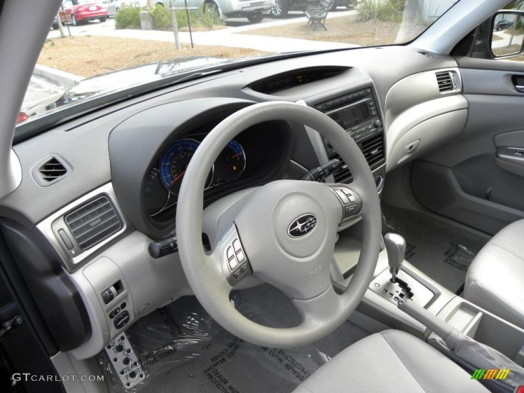 2009 subaru forester 25 xt interior photo 46742233
