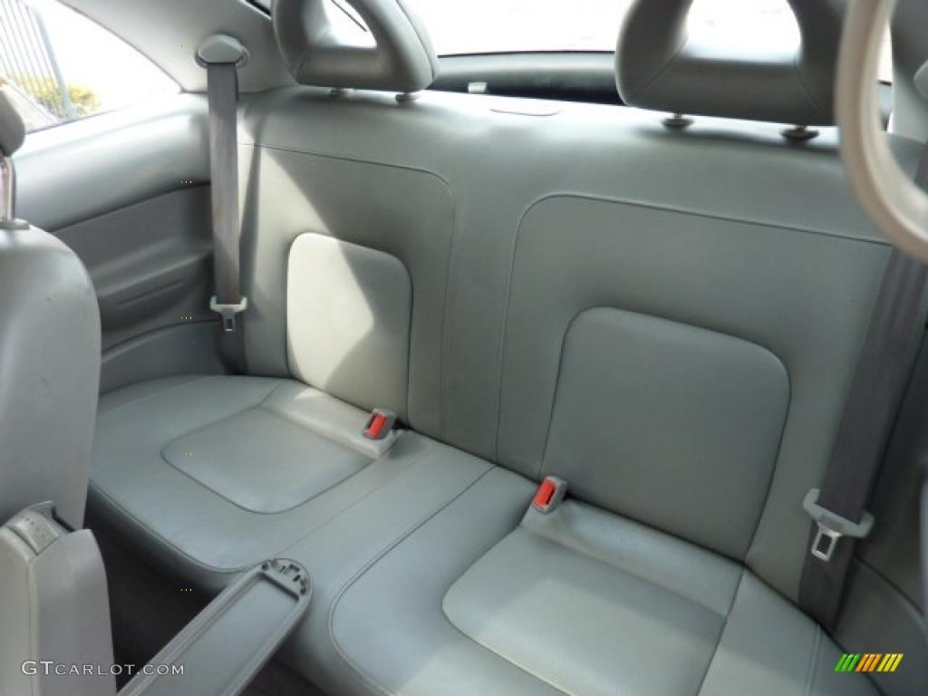 Grey Interior 2000 Volkswagen New Beetle Gls 1 8t Coupe Photo 46743622