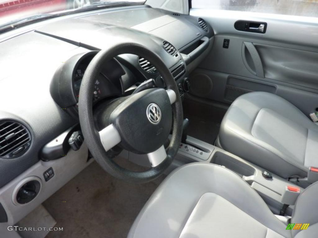 2000 volkswagen new beetle gls 1 8t coupe interior photos for Interieur new beetle