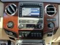 2011 Ford F250 Super Duty Chaparral Leather Interior Navigation Photo
