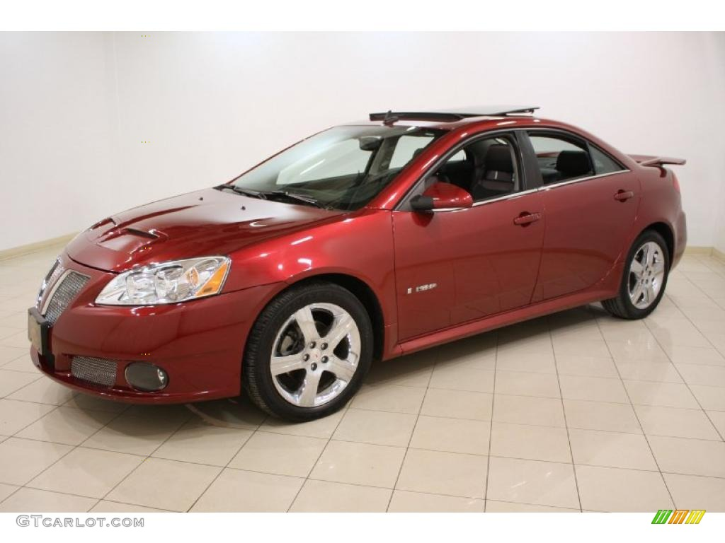 2008 Pontiac G6 Gxp Sedan Related Infomation