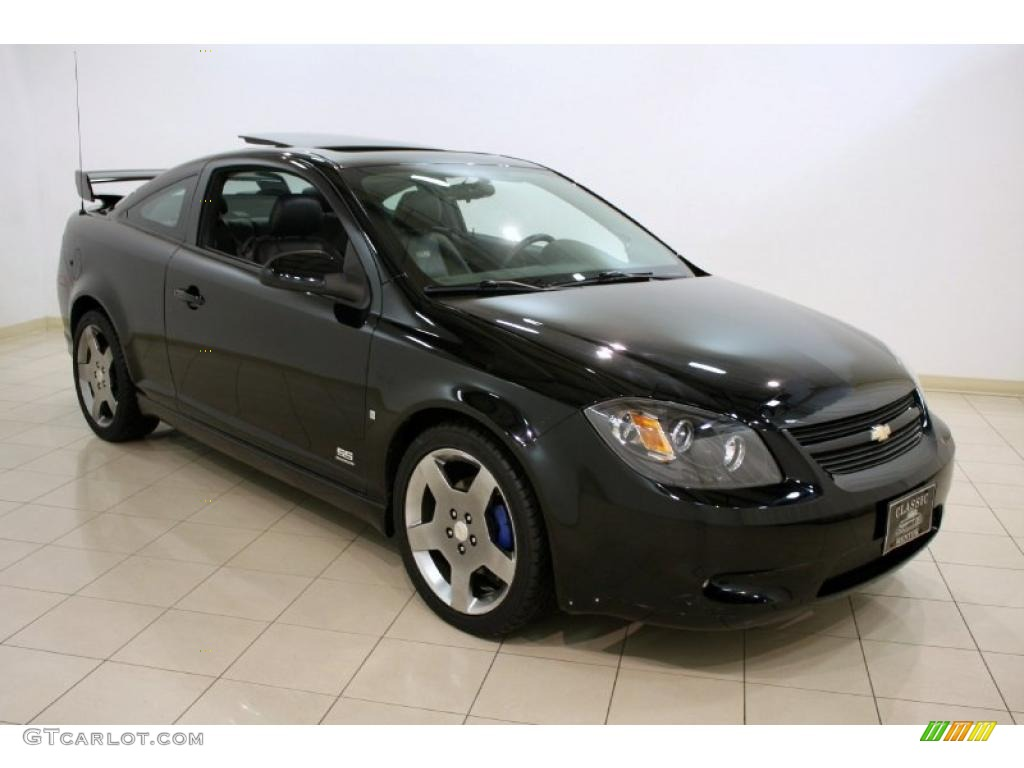 black 2006 chevrolet cobalt ss supercharged coupe exterior photo 46748996. Black Bedroom Furniture Sets. Home Design Ideas