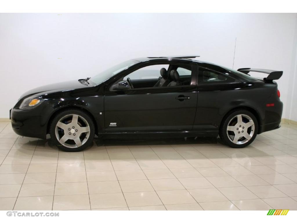 Black 2006 Chevrolet Cobalt SS Supercharged Coupe Exterior Photo ...