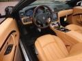 2011 GranTurismo Convertible Cuoio Interior