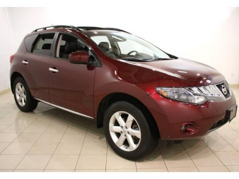 2009 nissan murano sl awd data info and specs. Black Bedroom Furniture Sets. Home Design Ideas