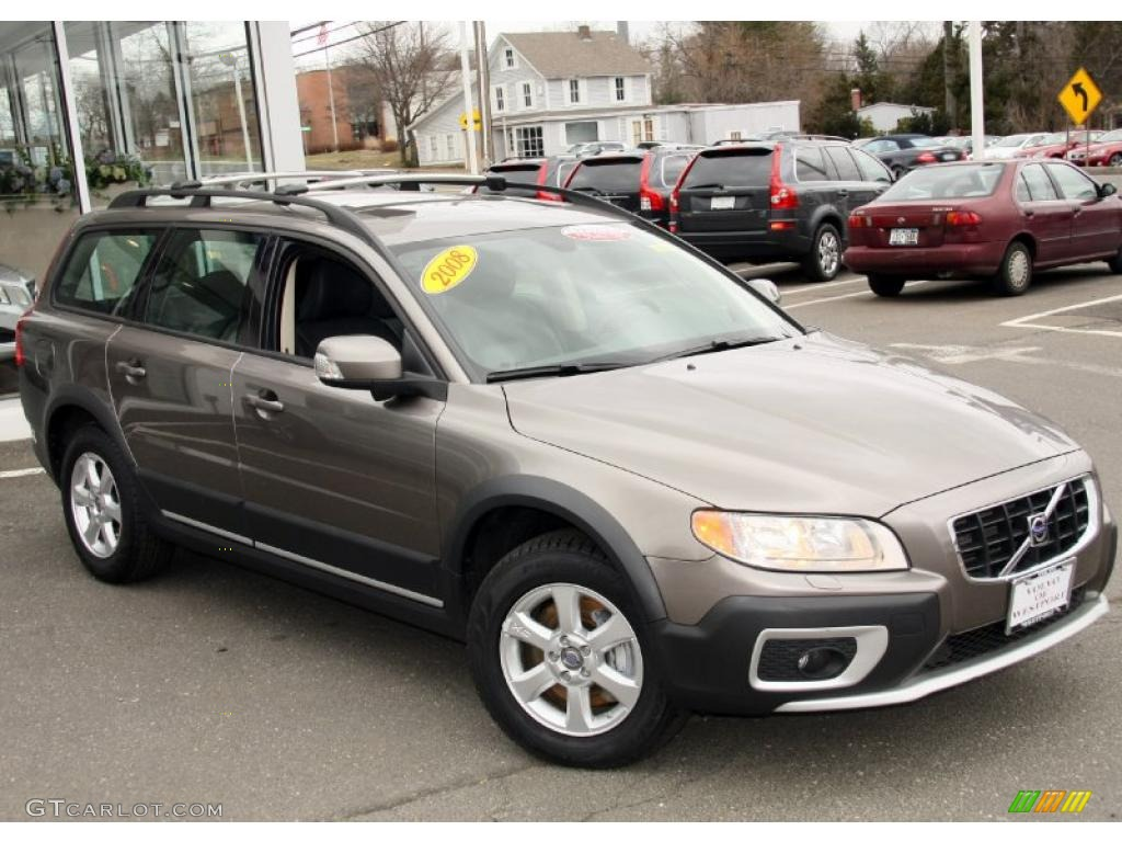 Oyster Grey Metallic 2008 Volvo Xc70 Awd Exterior Photo 46758777 Gtcarlot Com